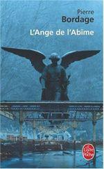 Couverture L'Ange de l'abîme - La Trilogie des prophéties, tome 2