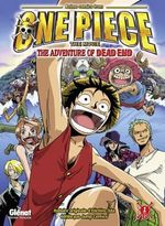 Couverture One Piece : The Adventure of Dead End