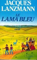 Couverture Le lama bleu