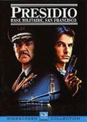 Affiche Presidio, base militaire, San Francisco