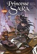 Couverture Pour une mine de diamants - Princesse Sara, tome 1