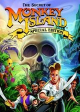 Jaquette The Secret of Monkey Island : Special Edition