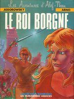 Couverture Le Roi borgne - Les Aventures d'Alef-Thau, tome 3