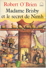 Couverture Madame Brisby et le Secret de NIMH