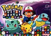 Jaquette Pokémon Puzzle League
