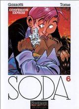 Couverture Confession express - Soda, tome 6
