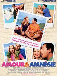 Affiche Amour et Amnésie