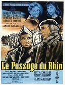 Affiche Le Passage du Rhin