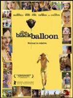 Affiche The black balloon