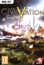 Jaquette Civilization V