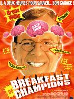 Affiche Breakfast of Champions