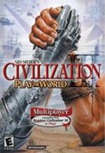 Jaquette Civilization III : Play the World