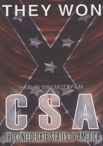 Affiche CSA: The Confederate States of America