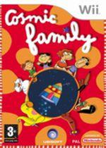 Jaquette La Famille Cosmic