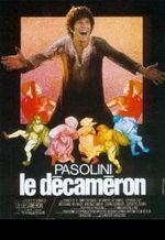 Affiche Le Decameron