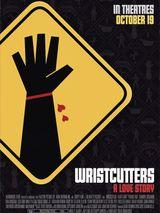 Affiche Wristcutters, petits suicides entre amis