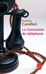 Couverture La Concession du téléphone
