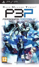 Jaquette Shin Megami Tensei: Persona 3 Portable
