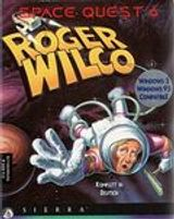 Jaquette Space Quest VI : Roger Wilco in the Spinal Frontier