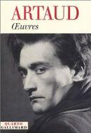 Couverture Antonin Artaud oeuvres