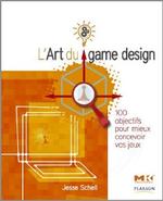 Couverture L'Art du Game Design