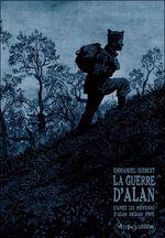 Couverture La Guerre d'Alan