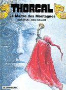 Couverture Le Maître des montagnes - Thorgal, tome 15