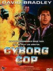 Affiche Cyborg Cop