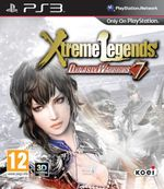 Jaquette Dynasty Warriors 7 : Xtreme Legends