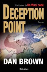 Couverture Deception point