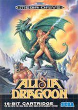 Jaquette Alisia Dragoon