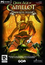 Jaquette Dark Age of Camelot : Darkness Rising