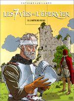 Couverture Le Maître des Oiseaux - Les 7 Vies de l'Épervier, tome 5