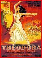 Affiche Theodora, impératrice de byzance