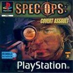 Jaquette Spec Ops : Covert Assault