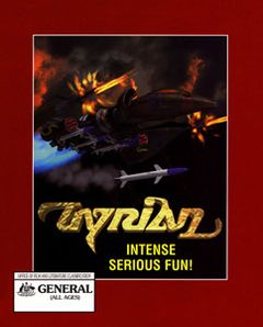 Jaquette Tyrian