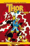 Couverture 1986-1987 - Thor : L'Intégrale, tome 4