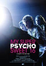 Affiche My Super Psycho Sweet 16