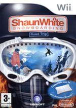 Jaquette Shaun White Snowboarding : Road Trip