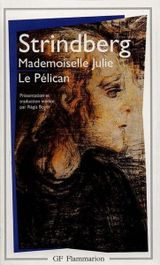 Couverture Mademoiselle Julie