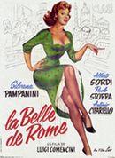 Affiche La belle de Rome