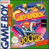 Jaquette Arcade Classic 4 : Defender / Joust