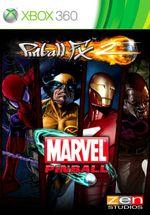 Jaquette Pinball FX 2 : Marvel Pinball Original Pack