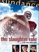 Affiche The Slaughter Rule