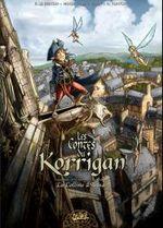 Couverture Les Contes du Korrigan