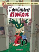 Couverture L'Accélérateur atomique - Les Formidables Aventures de Lapinot, tome 9