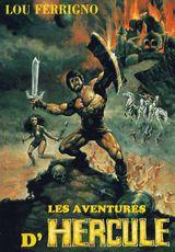 Affiche Les Aventures d'Hercule