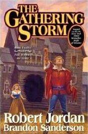 Couverture The Gathering Storm - La Roue du temps : L'Intégrale, tome 12