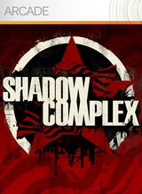 Jaquette Shadow Complex