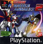 Jaquette Gundam : Battle Assault 2